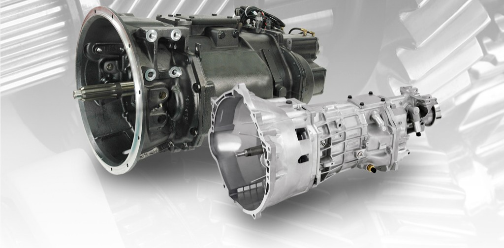 Spicer Truck Transmission and Differential.